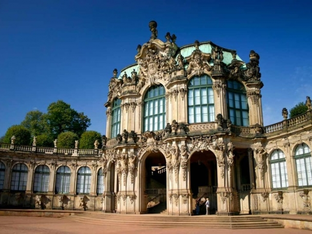 Best of Germany - Zwinger Carillon Pavilion, Dresden, Germany
