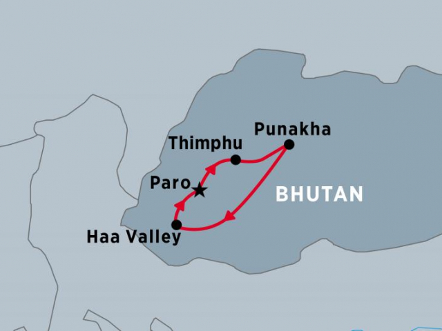 Bhutan: Dragon Kingdom