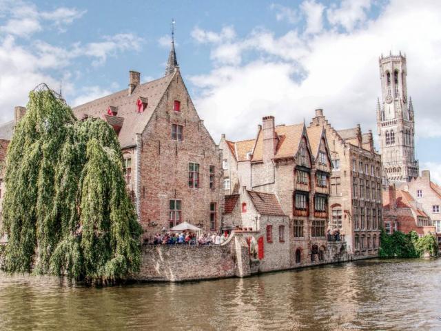Holland, Luxembourg & Belgium - Bruges, Belgium