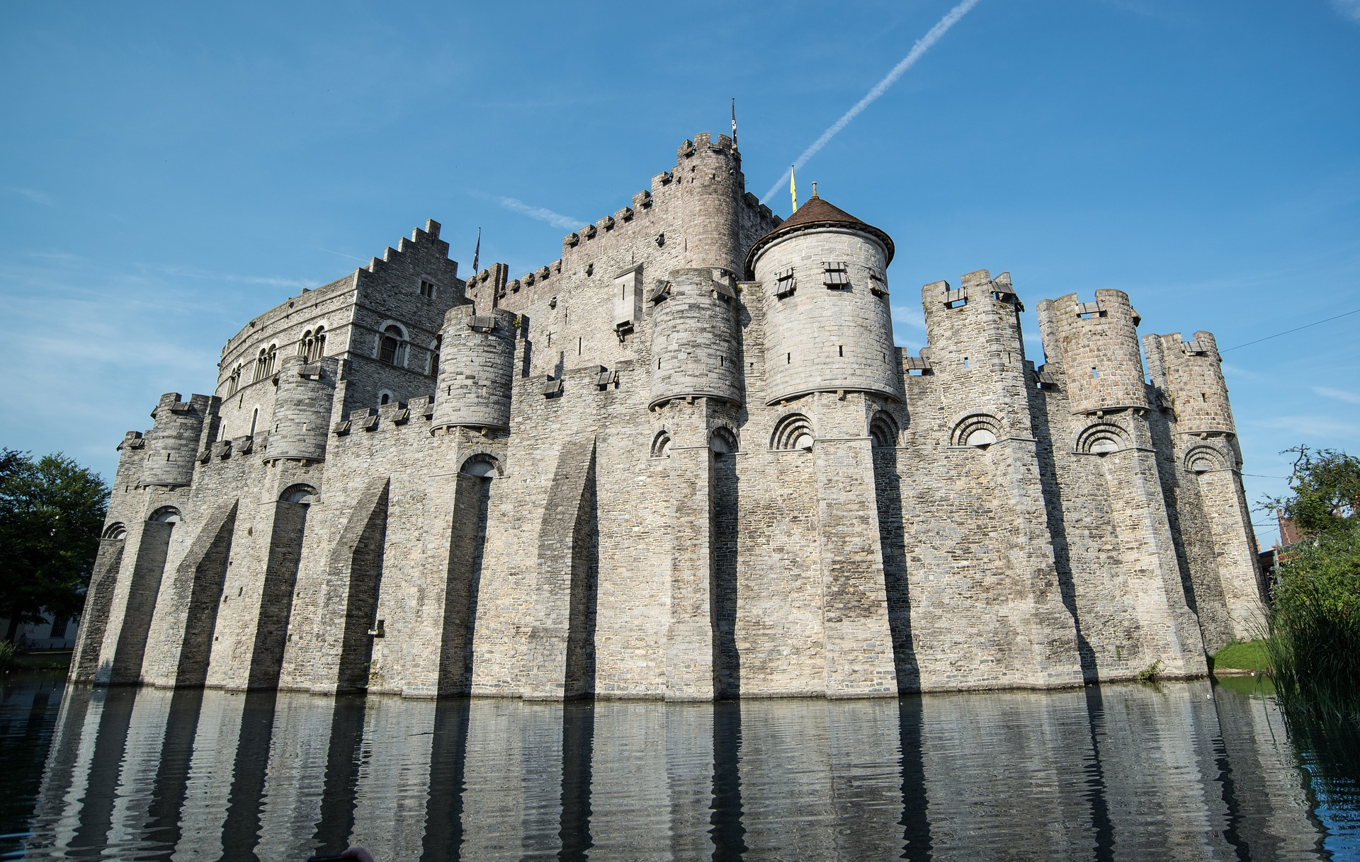 Country Roads of Belgium, Luxembourg & the Netherlands - Castle of the Counts, Ghent, Belgium