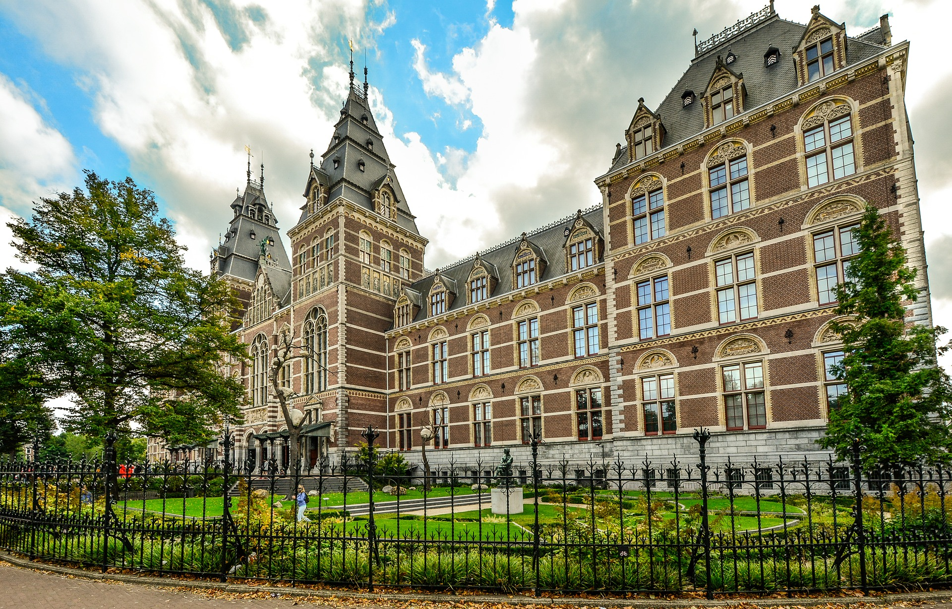 Country Roads of Belgium, Luxembourg & the Netherlands - Rijksmuseum, Amsterdam, The Netherlands