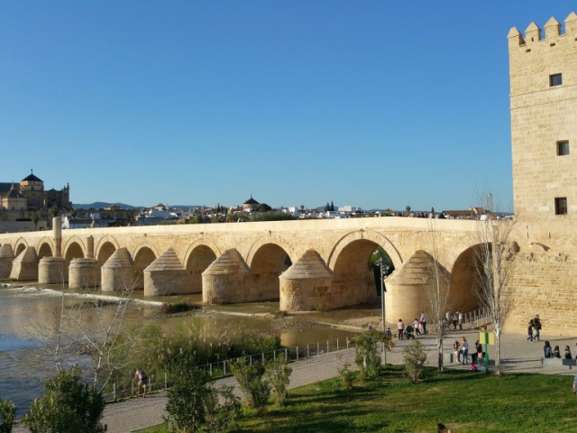 The Best of Spain, Roman Bridge of Cordoba, Cordoba, Spain