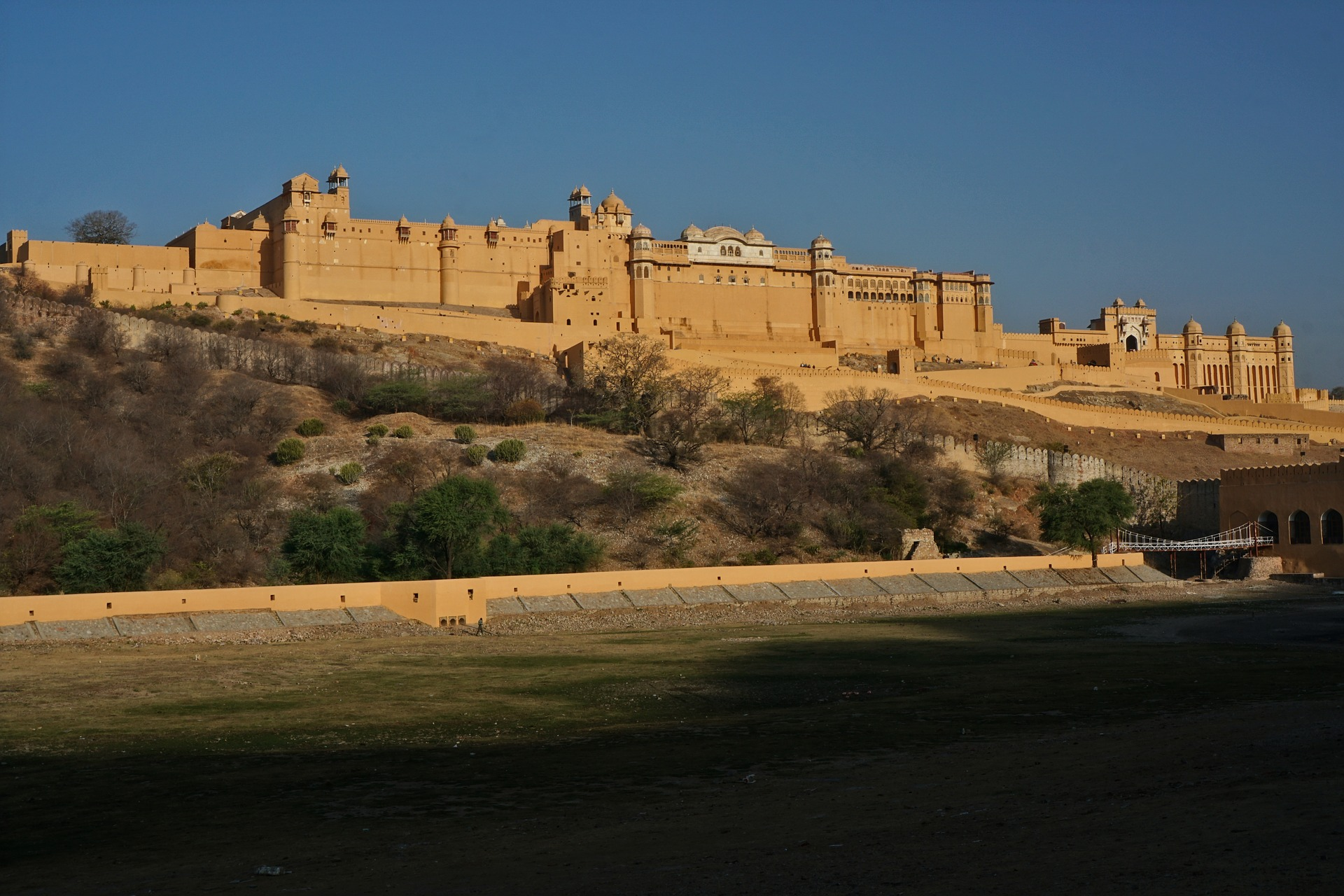 India's Golden Triangle & Tiger Safari - Amber Fort, Amer, India