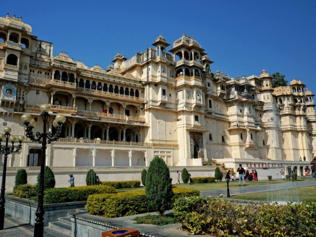 Highlights of Northern India | City palace and museum, Udaipur, India