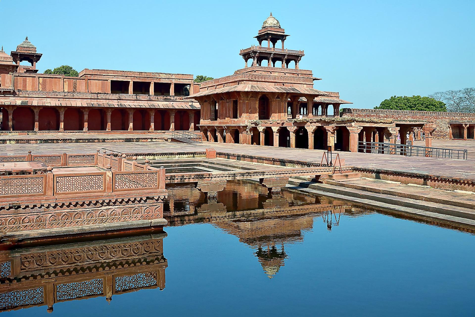 India's Golden Triangle & Tiger Safari - Fatehpur Sikri Fort, India