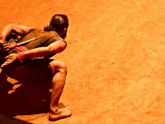 Discover Southern India & Kerala | Kalaripayattu Martial Arts performance, Thekkady, India