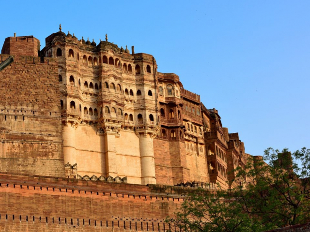 Highlights of Northern India - Mehrangarh Fort, Jodhpur, India