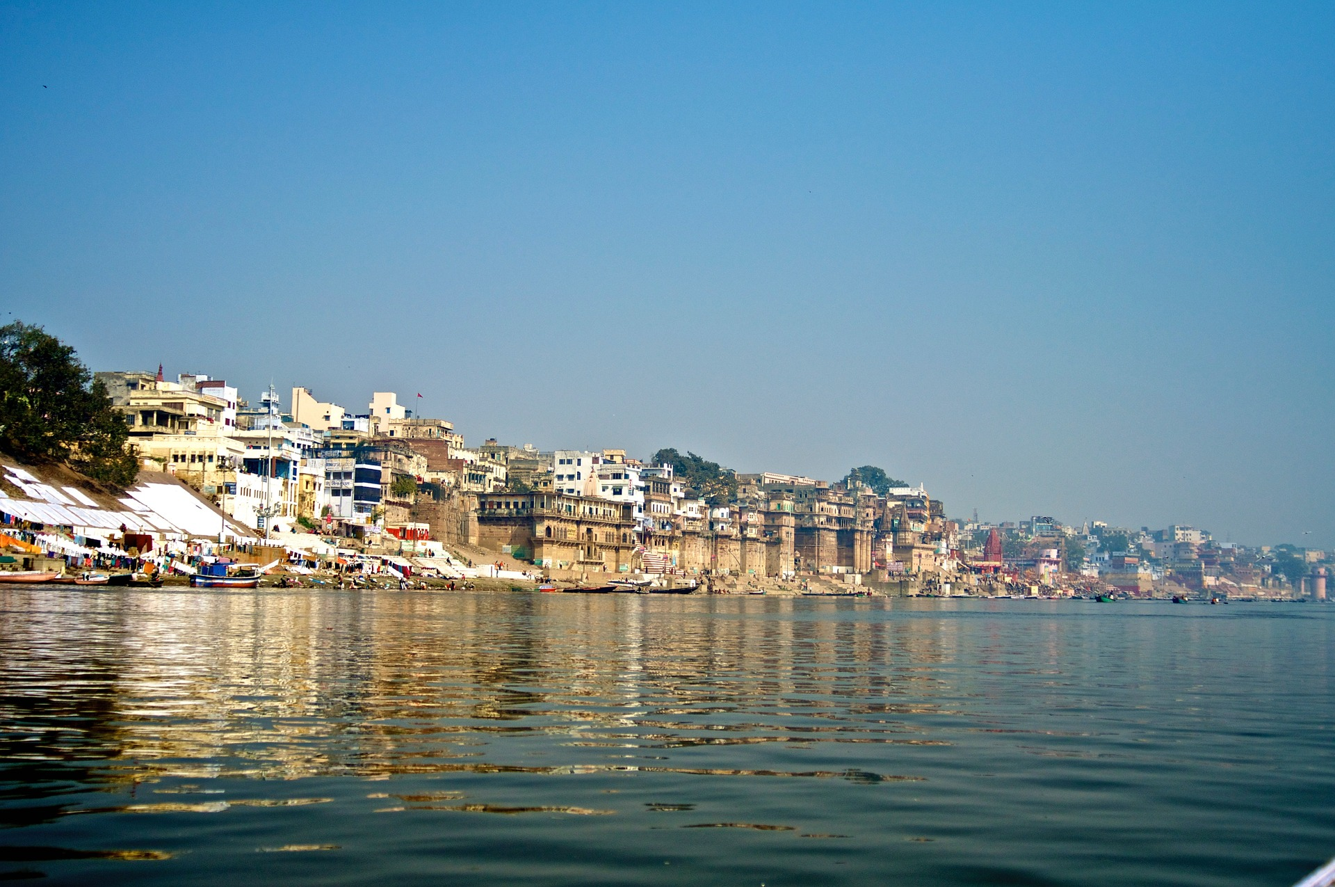 India's Golden Triangle with Varanasi - Varanasi, India