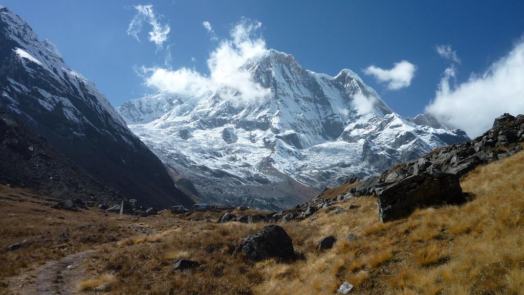 Annapurna Sanctuary - Annapurna Base Camp, Nepal
