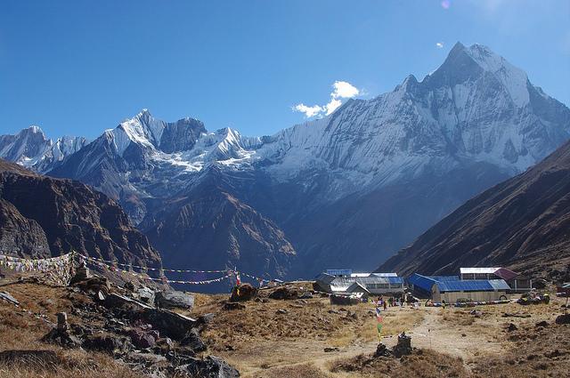 Annapurna Sanctuary - Annapurna Base Camp and Machhapucchre, Nepal