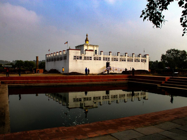 Journey Through The Himalayas | Birth Place of Buddha, Lumbini Garden, Nepal