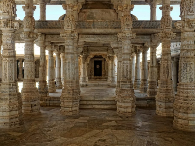Jewels of India - Jain Temples, Ranakpur, India