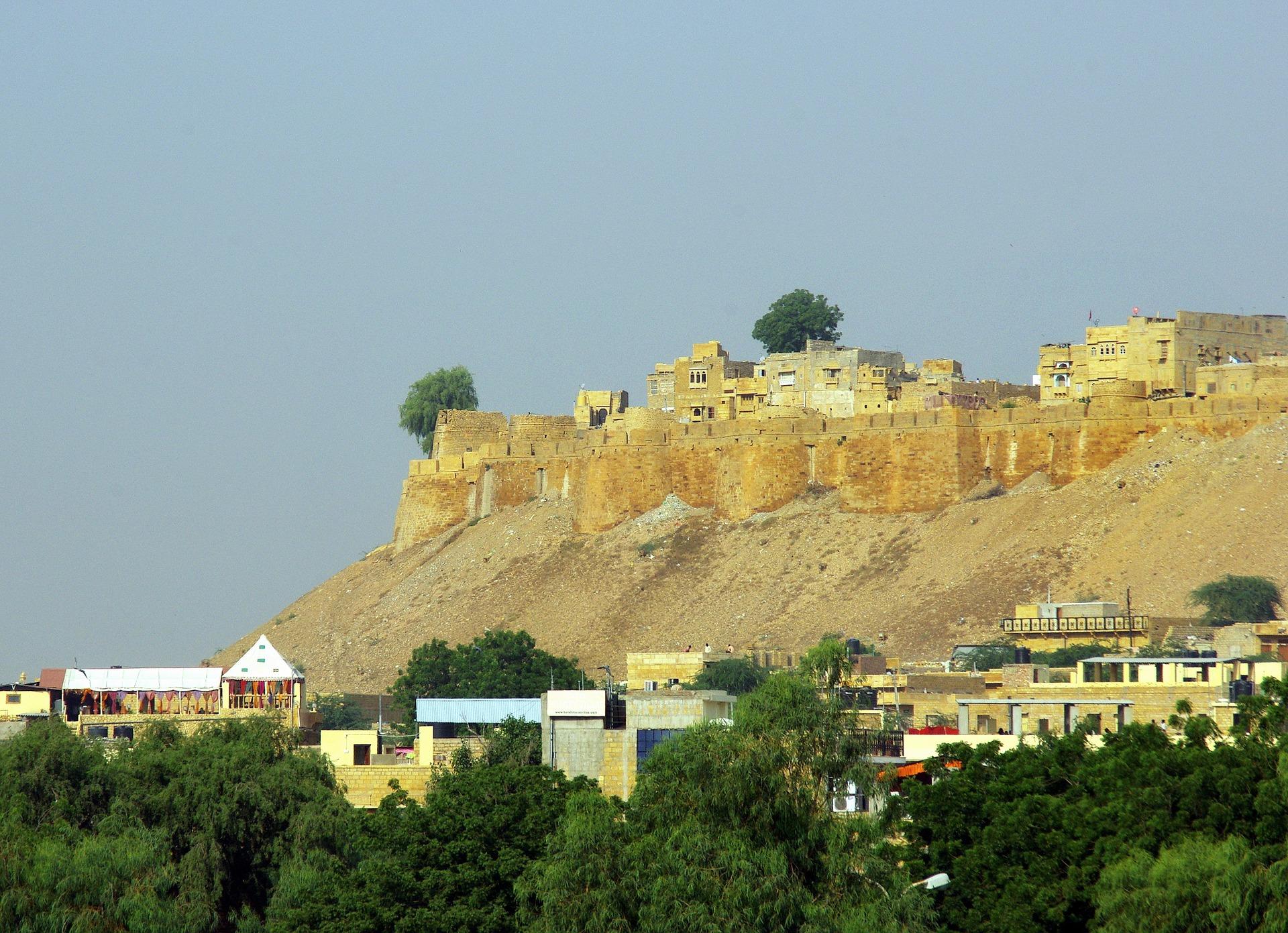 India's Royal Heritage - Jaisalmer Fort, India