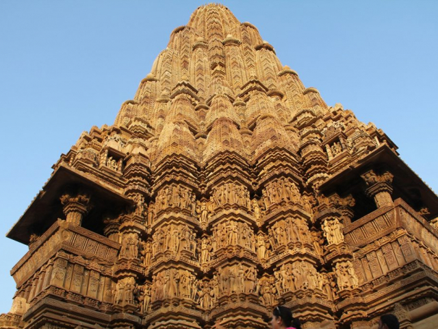 Golden India - Khajuraho, India