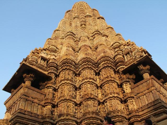 Golden India - Khajuraho, India