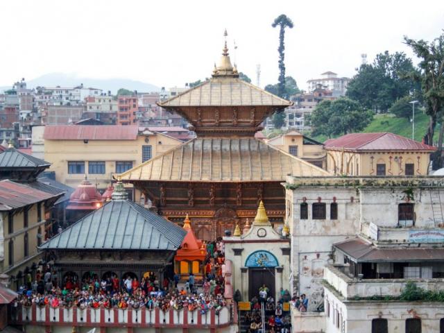 Journey Through The Himalayas | Pashupatinath, Kathmandu, Nepal