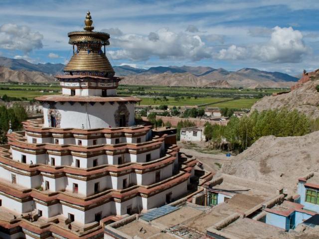 Central Tibet & Namtso Tour - Pelkor Monastery, Gyantse, Tibet