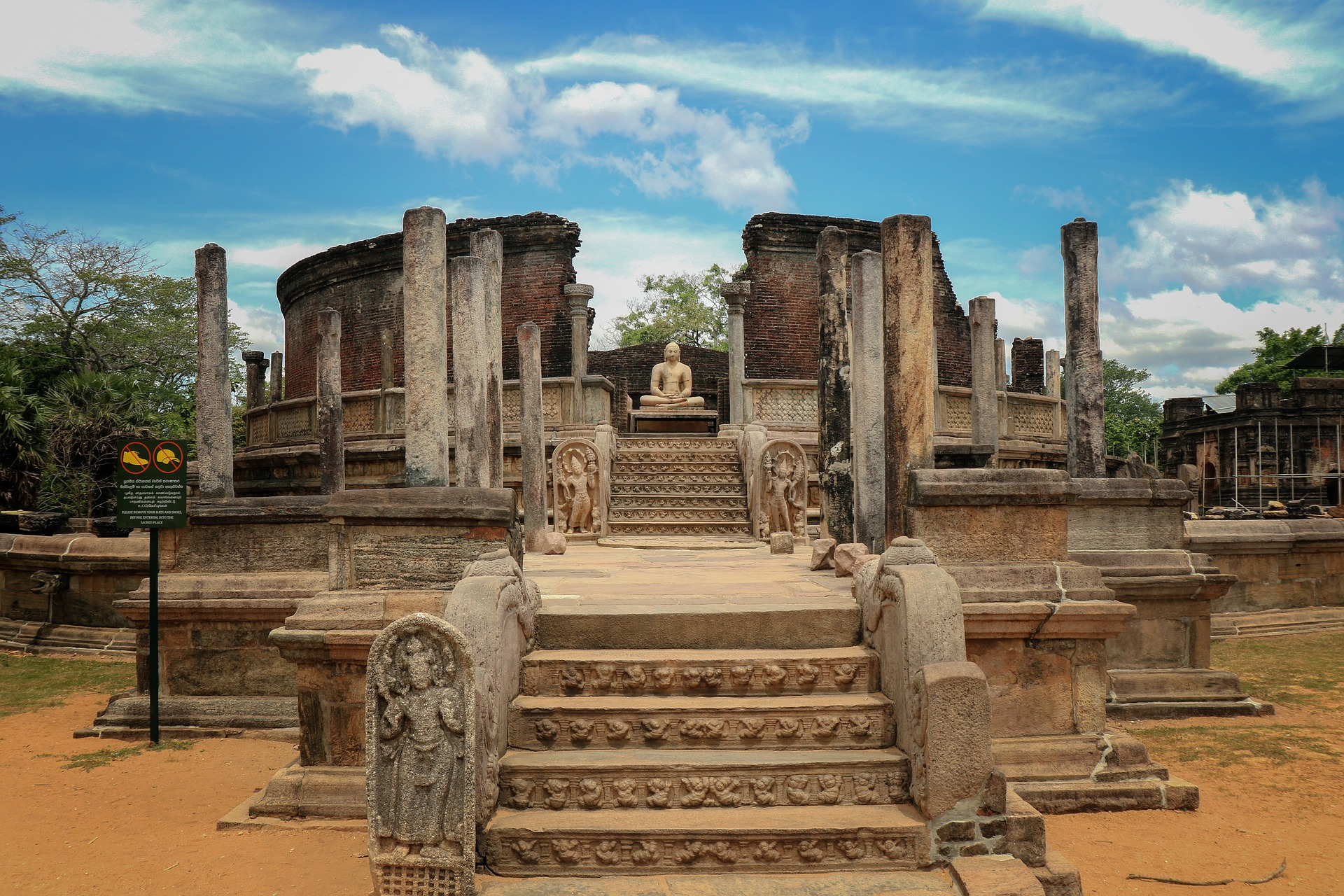 Splendours of Sri Lanka - Polonnaruwa, Sri Lanka
