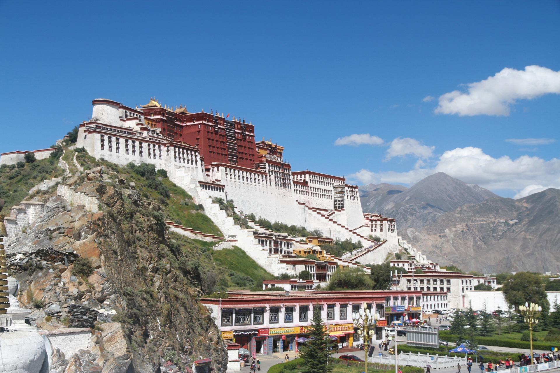 Simply Lhasa - Potala Palace, Lhasa, Tibet