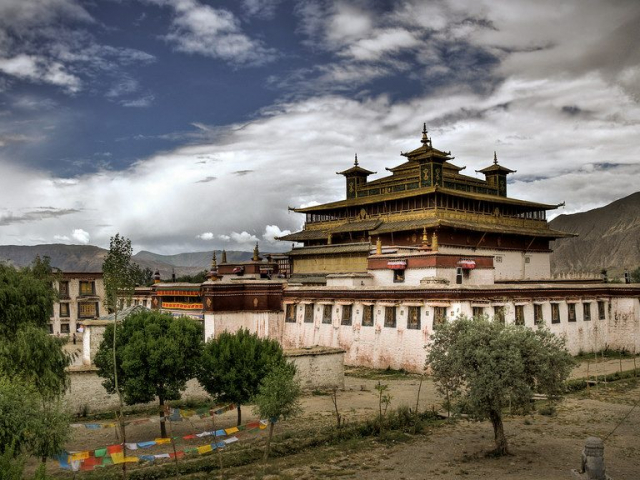 Highlights of Tibet - Samye Monastery, Tibet