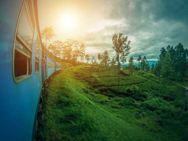 Splendours of Sri Lanka - Scenic rail through the Hill Country to Ella, Sri Lanka