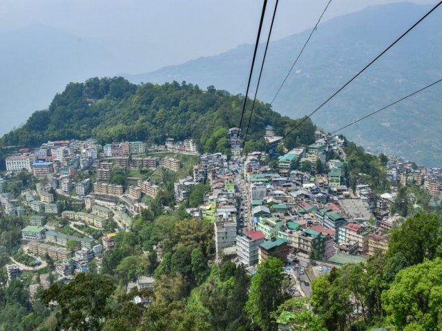 Reflections of East India - Sikkim, Gangtok