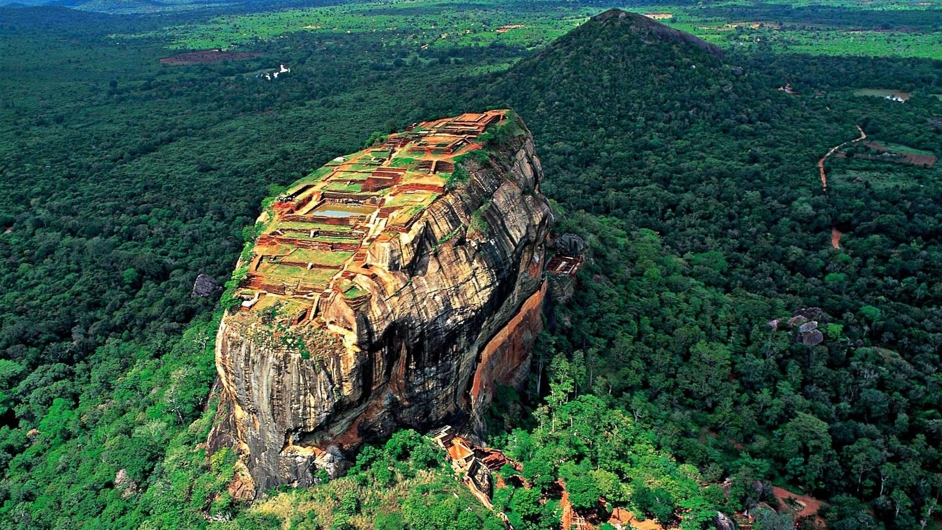 Sri Lanka with Uga Escapes | Sri Lanka, Sigiriya Rock