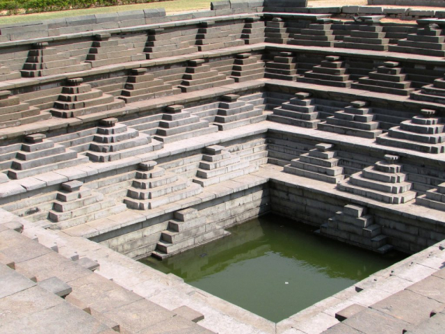Jewels of India - Step Well, Abhaneri, India