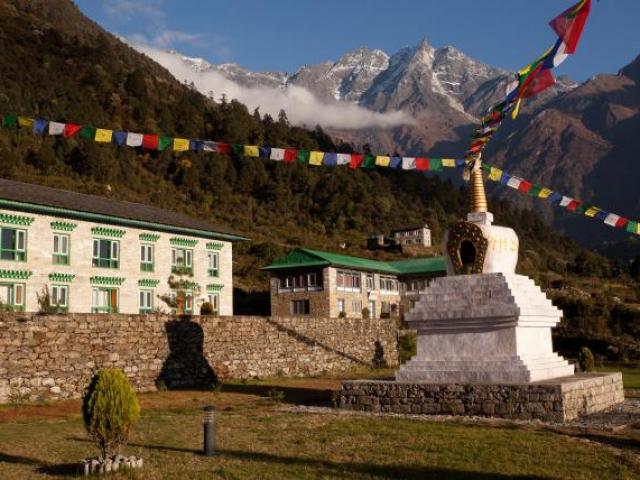 Everest in Style - Yeti Mountain Home Lukla Simon Watkinson, Nepal