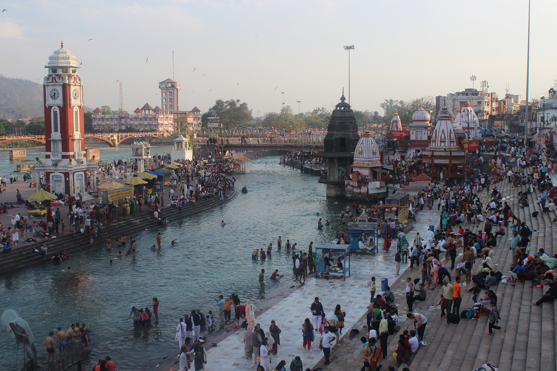 Yoga & Meditation in India - Haridwar, India