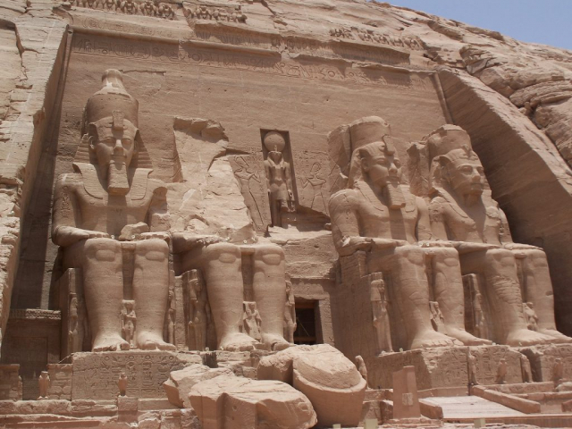 Wonders of Egypt - Abu Simbel Temples, Egypt