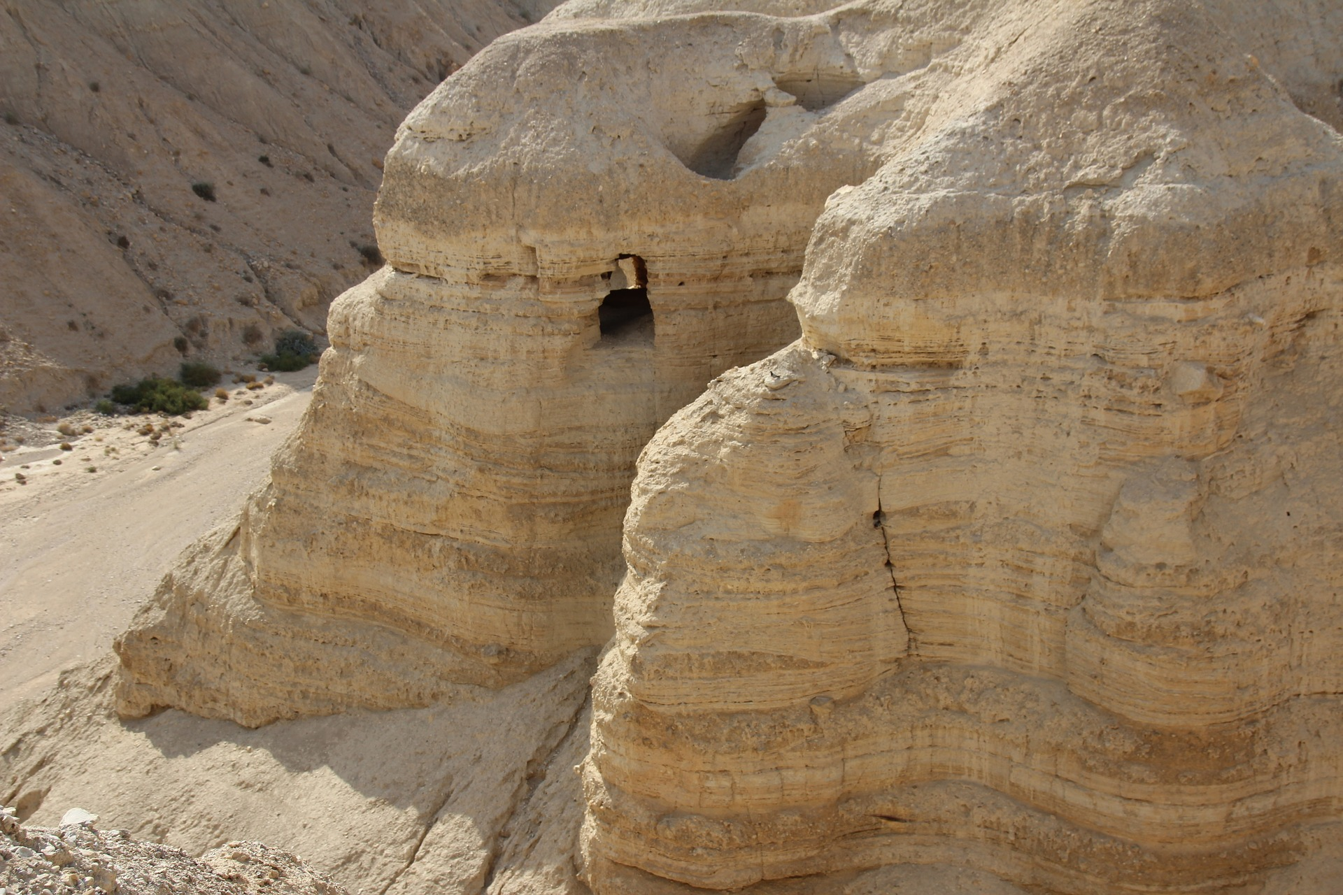 Fascinating Israel - Caves of Qumran, Israel