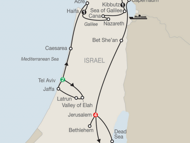 Fascinating Israel