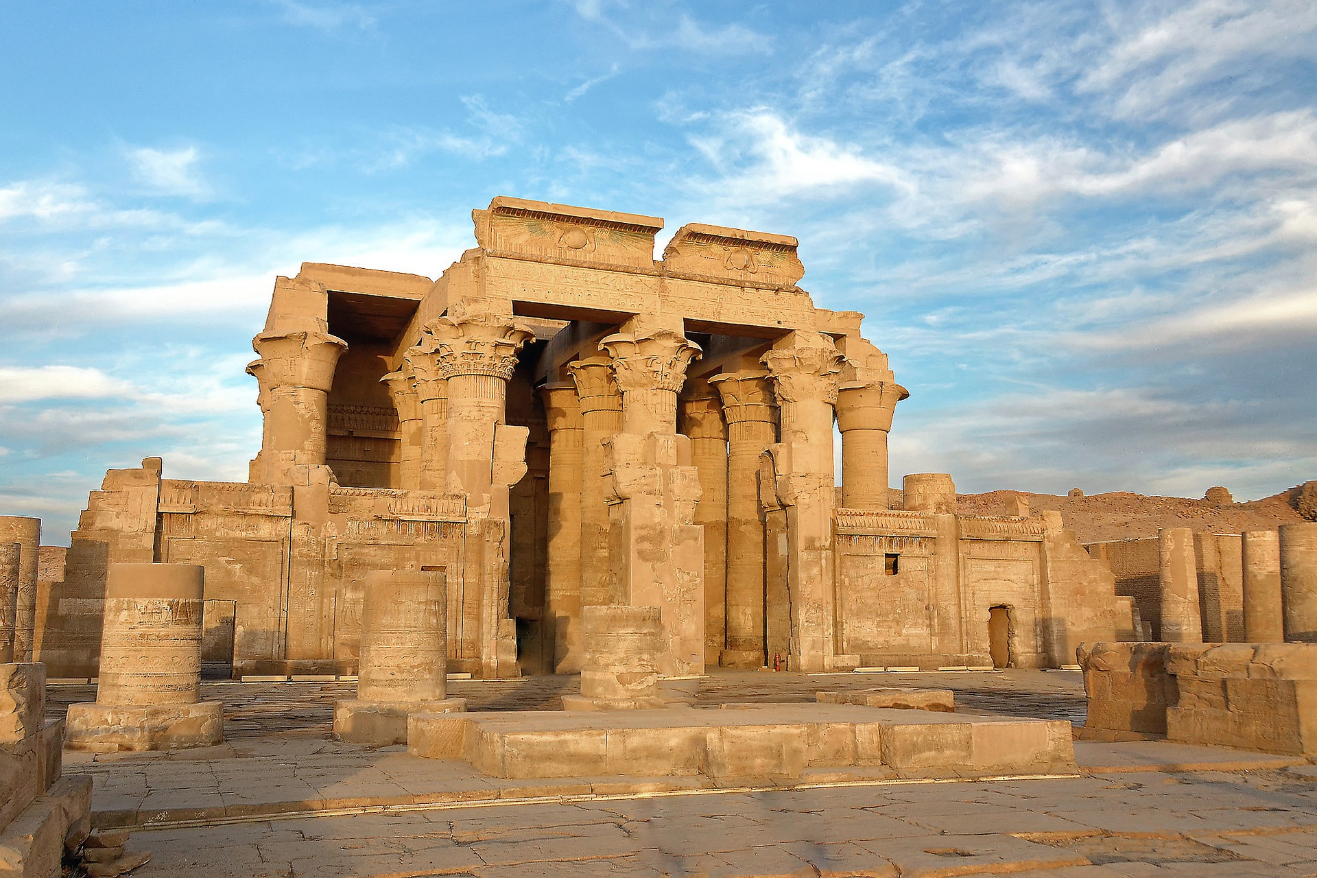 Nile in Style | Kom Ombo Temple, Egypt