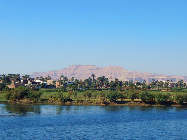 Treasures of Egypt & The Nile - Nile River, Luxor, Egypt