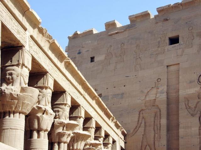Egypt in Depth - Osiris temple complex of Philae