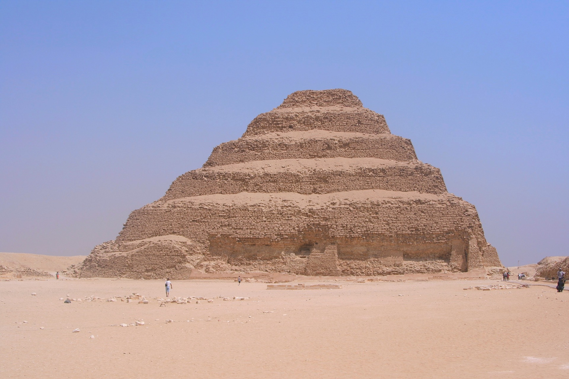 The Treasures of Egypt - Saqqara, Giza, Egypt