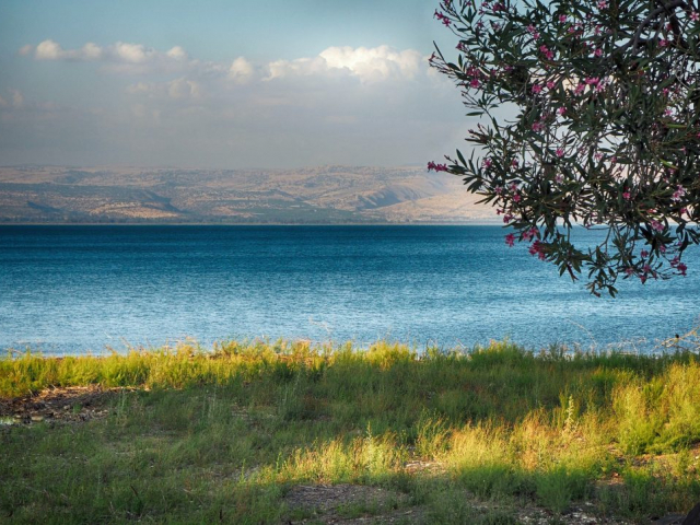 Fascinating Israel - Sea of Galilee, Israel
