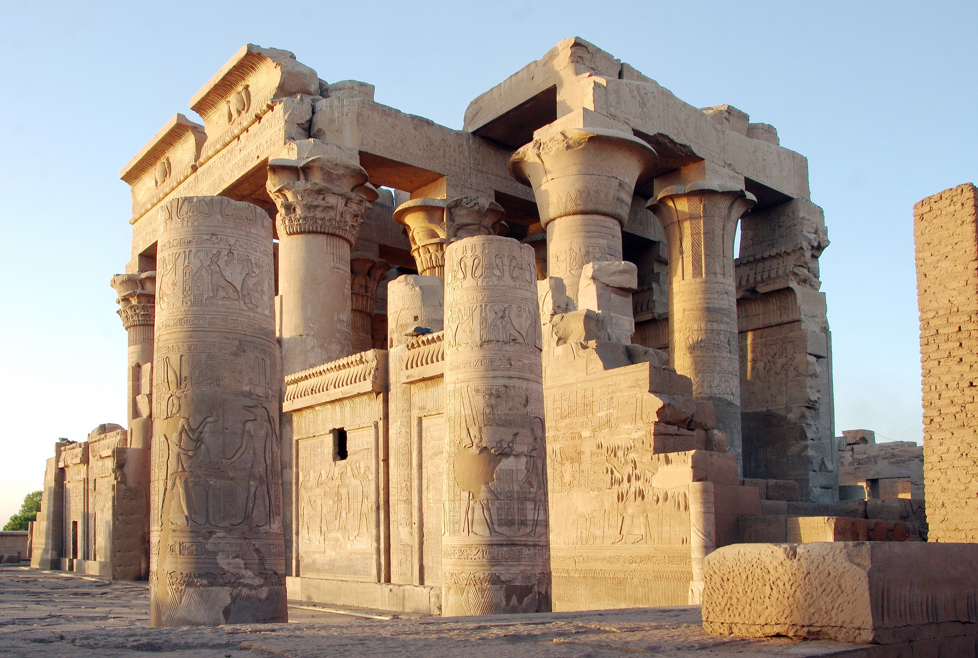 Wonders of Ancient Egypt - Temple of Kom-Ombo, Egypt