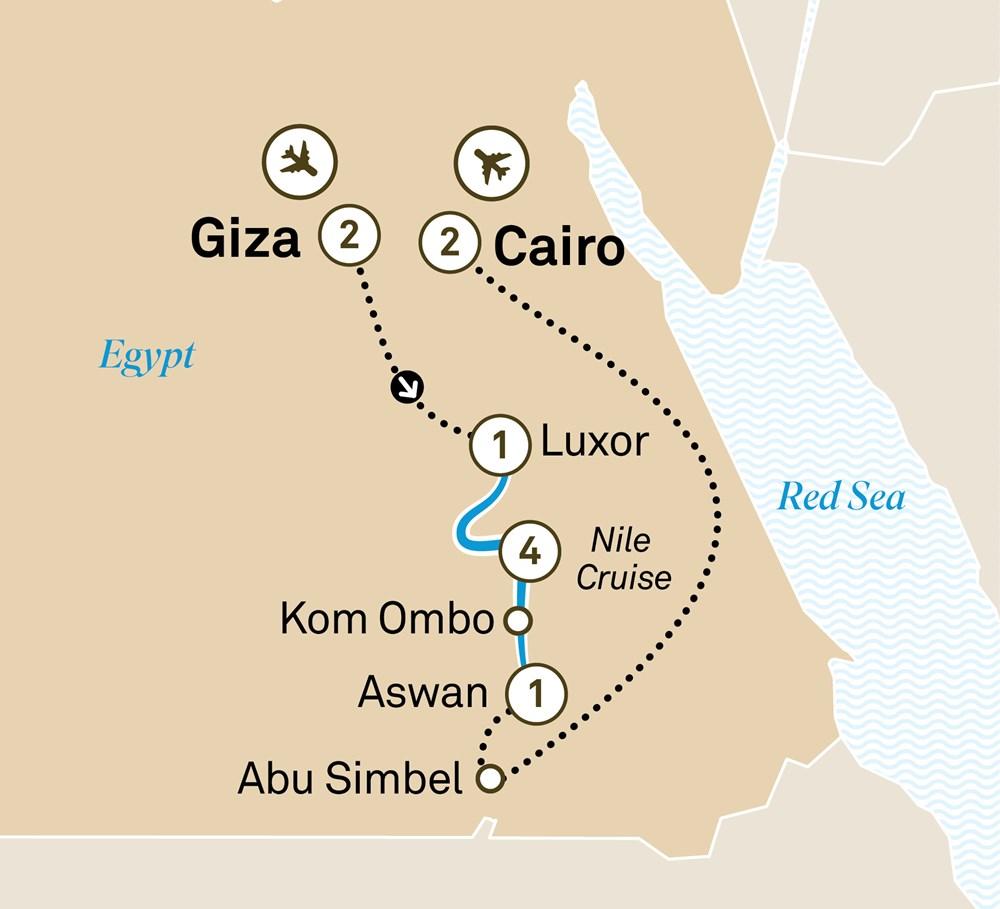 The Treasures of Egypt