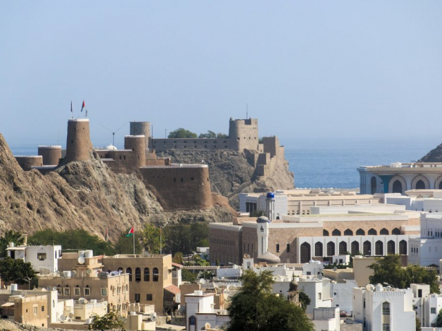 A Taste of Oman - Al Jalali & Al Mirani Fort, Muscat, Oman