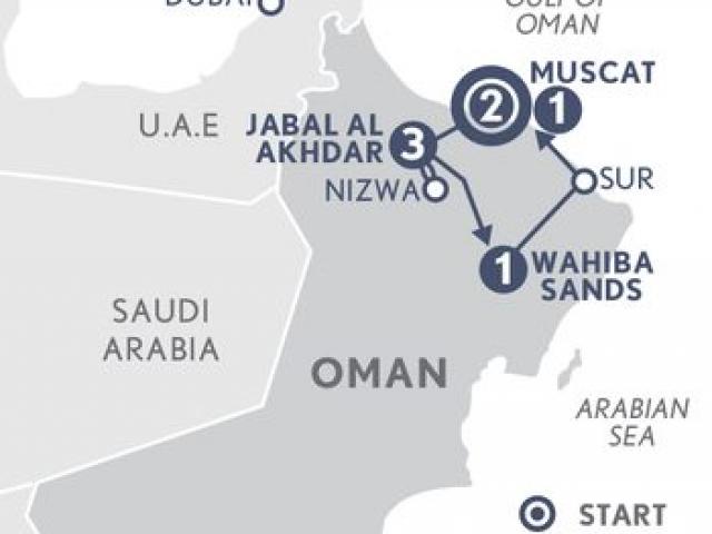 Arabian Odyssey