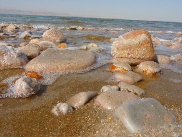 Highlights of Jordan - Dead Sea, Jordan