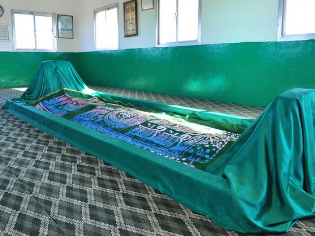 Experience Salalah - Job's Tomb, Salalah, Oman