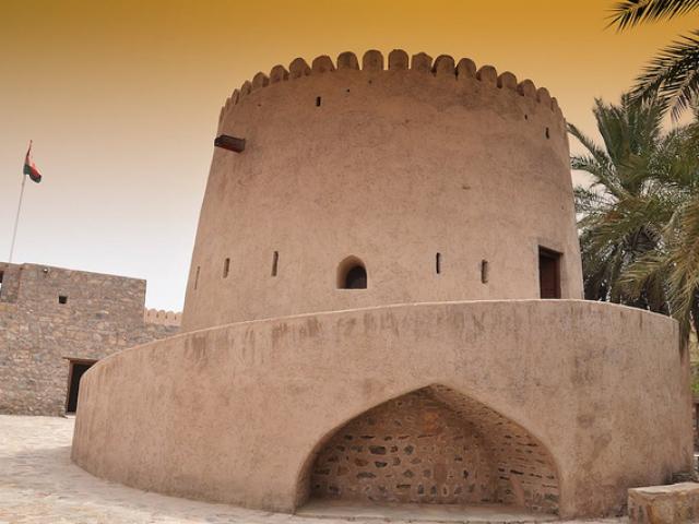 Arabian Explorer | Khasab, Fort, Oman