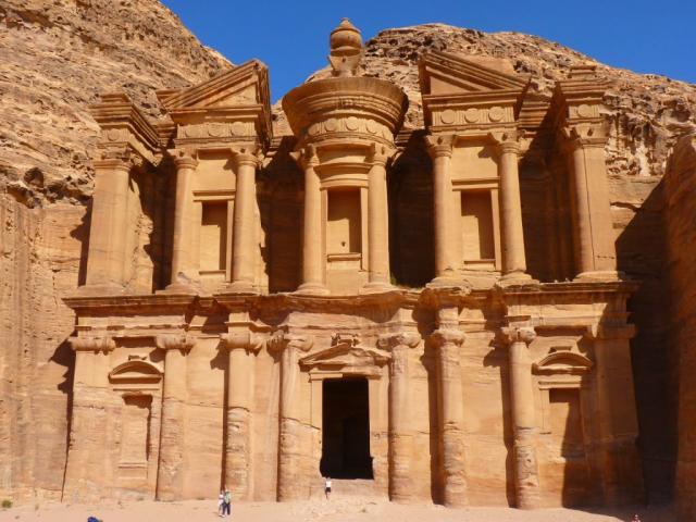 Essential Petra - Monastery, Petra, Jordan