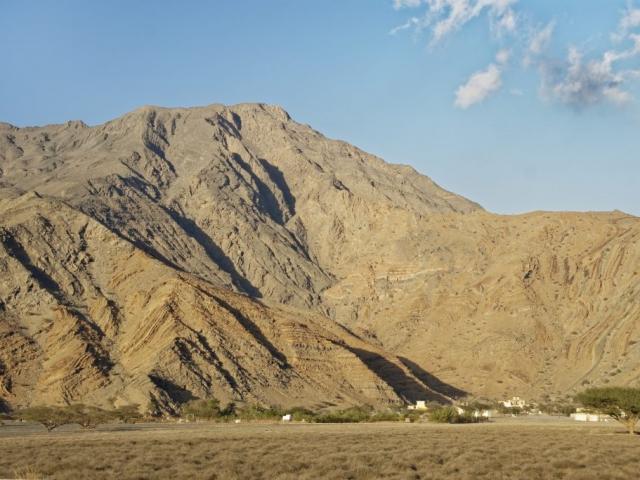 Fjords of Musandam -Musandam, Oman