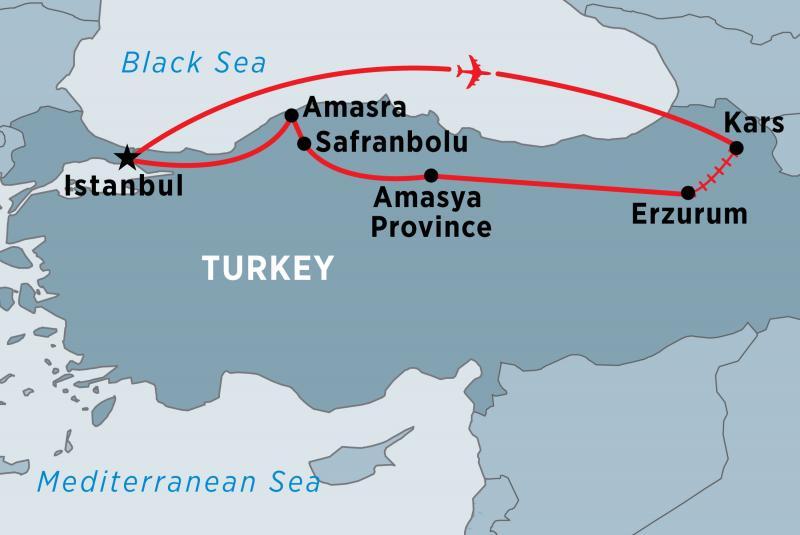 Northern Turkey Explorer