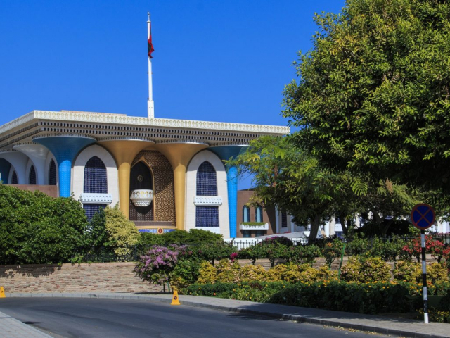 Experience Muscat | Qasr Al Alam (His Majesty's Palace), Muscat, Oman