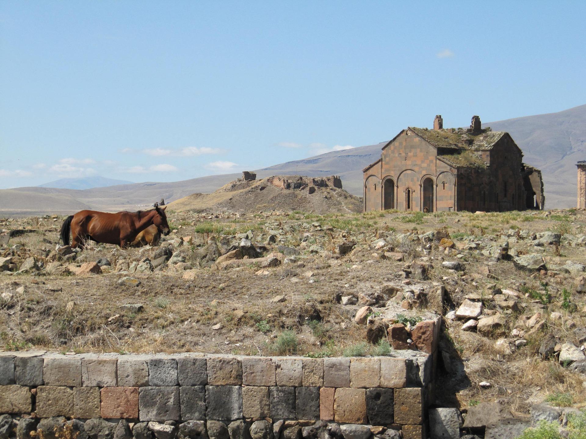 Northern Turkey Explorer | Ruins of Ani, Kars, Turkey